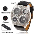 Oulm Adventure Mens Quartz Wrist Watc...