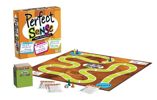 Cheap Fun Patch Products Perfect Sense – Riddles That Make Sense (B0015KT5W8)