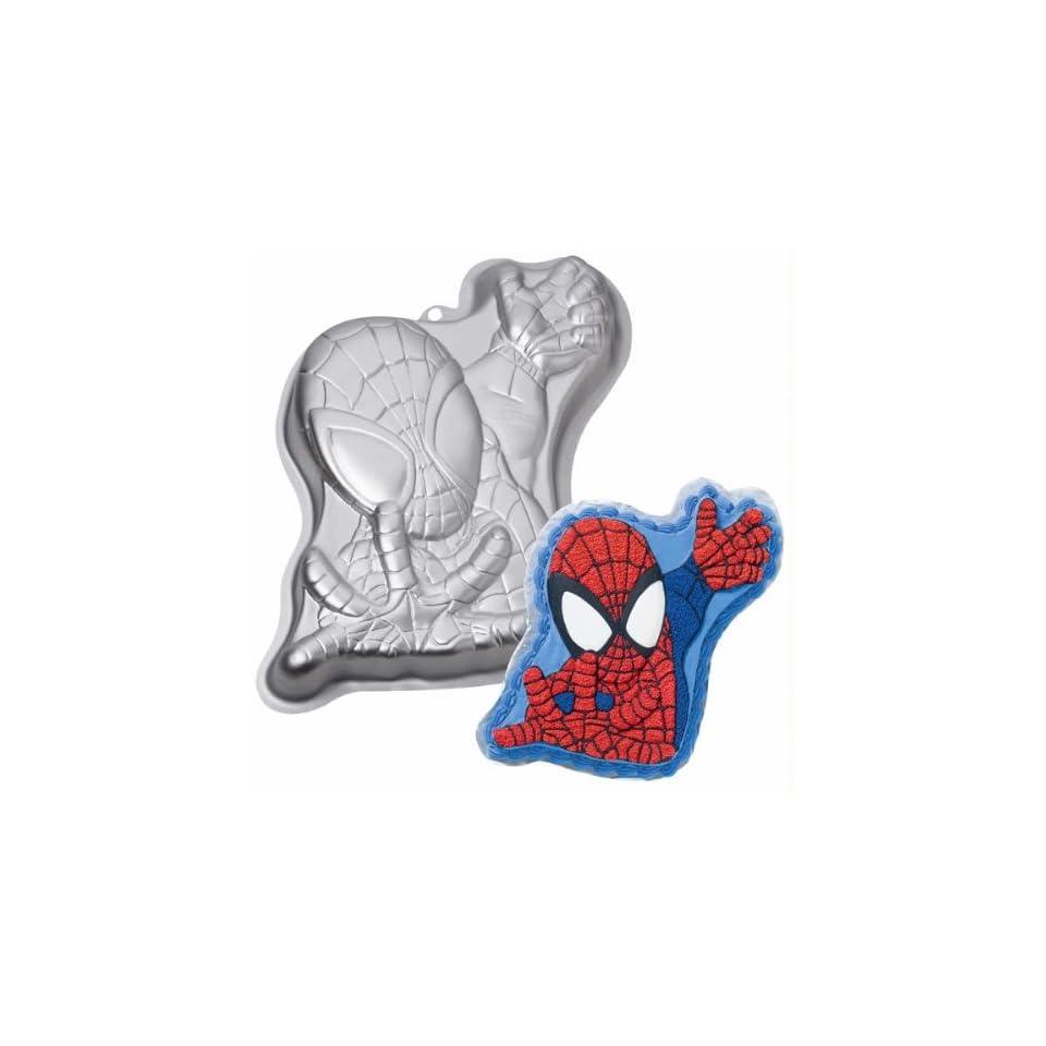 Walmart Spiderman Cake Pan