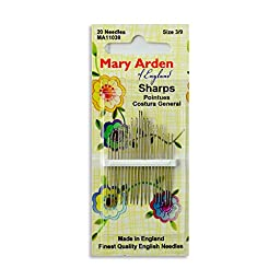 Mary Arden of England - Sharps Needles (Asst)