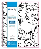 "Blue Sky 2017 Weekly & Monthly Planner, Wire-O Binding, 8.5"" x 11"", Analeis (19556)"