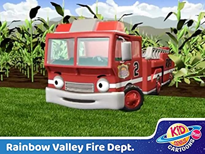 Rainbow Valley Fire Department Season 1 Episode 101
