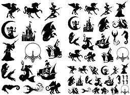Fantasy Magic 1/4\