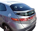 AutoStyle A/300 Rear Spoiler Honda Civic 3/5Drs 06- Type-R Look