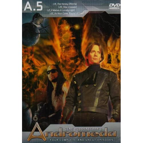 Andromeda - Season 1 - Vol. 5 [2000] movie