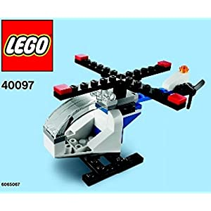 Buying Lego Helicopter Mini Model Parts Instructions 40097 For Sale Online Wuqiasduwqasiss