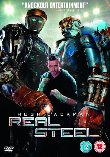 real-steel-dvd