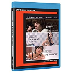 3 Classic Films by Claude Chabrol - Set [Blu-ray]