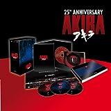 Image de Akira 25th Anniversary Limited Edition Box (Blu-Ray+Dvd+Cd+Libro) [Italian Edition]