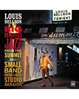 Louis Bellson. Big Band Jazz from the Summit and Small Band Unreleased Studio Session