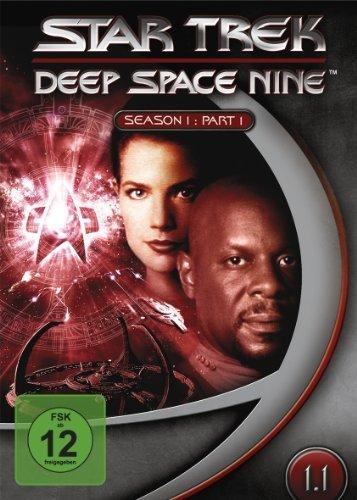 Star Trek - Deep Space Nine Season 1.1 (3 DVDs) [Import allemand] (Deep Space Nine Season 3 compare prices)