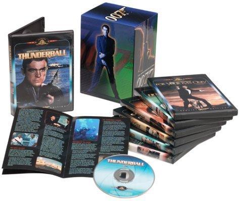 James Bond 007 Collection Vol. 1 [DVD] [1965] [Region 1] [US Import] [NTSC]