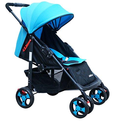 Sporty Blue Light Weight Stroller
