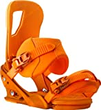 Burton Cartel Snowboard Bindings, Blood Orange - Large