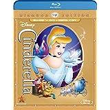 Cinderella (Three-Disc Diamond Edition: Blu-ray/DVD + Digital Copy)