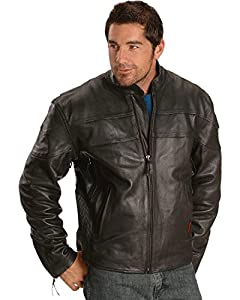 Milwaukee Motorcycle Clothing Company Motorcycle Maverick Jacket by Carroll Companies