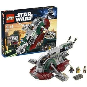 Lego - 8097 - Jeux de construction - lego star wars - Slave I