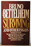 Surviving and Other Essays (0394742648) by Bruno Bettelheim