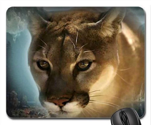 Cougar Country Mouse Pad