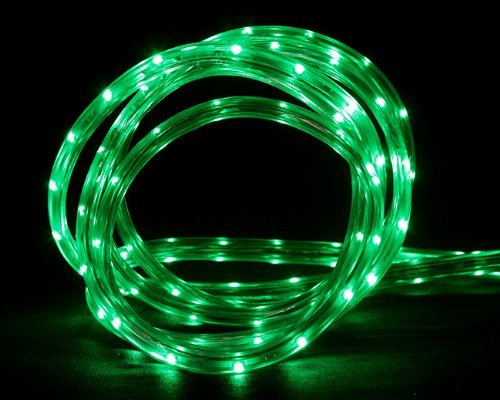 10-Green-LED-IndoorOutdoor-Christmas-Linear-Tape-Lighting