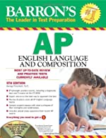 Barron's AP English Language and Composition with-ROM