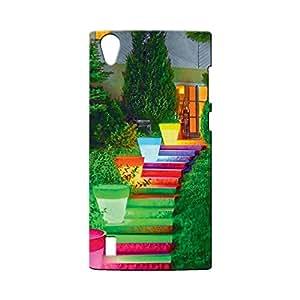 BLUEDIO Designer Printed Back case cover for VIVO Y15 / Y15S - G5806