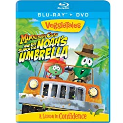 Minnesota Cuke and the Search for Noah's Umbrella BD/Combo
