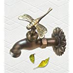 Solid Brass Dragonfly Faucet