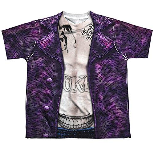 Suicide Squad - Joker Costume T-Shirt