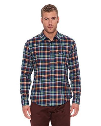 Dockers Camisa Wrinkle