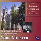 John Scott Whiteley English Cathedral Series Vol.15 - York Minster