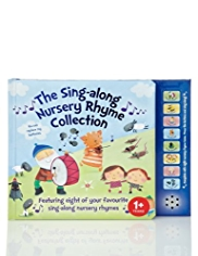 The Sing-Along Nursery Rhyme Sound Book