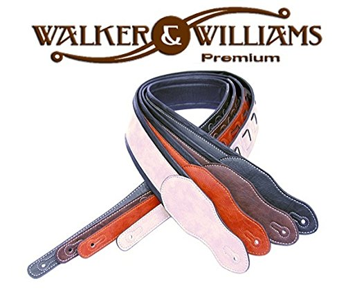 Walker & Williams H-03 Mandala Sun Woven 60's Style Hootenany Hippie Guitar Strap 4