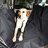Kyjen Outward Hound AUTO BACK SEAT HAMMOCK Dog Pet Car Protector Cover Black