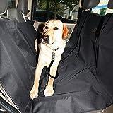 Kyjen Outward Hound AUTO BACK SEAT HAMMOCK Dog Pet Car Protector Cover Black