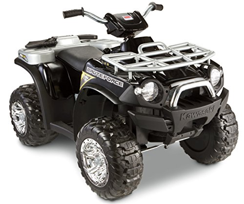 Power Wheels Kawasaki Brute Force (Power Wheels Four Wheeler compare prices)