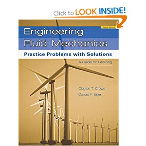 Engineering Fluid Mechanics - Clayton T. Crowe