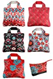 Omnisax Anastasia Reusable Shopping Bags 5-pack