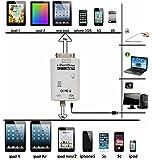 [PCASTORE] [iOS9.1対応] Flash Card Reader 2.0 for iphone6/6plus/iPhone 4/4S/5/5S/5C │遂にiOS9対応! iPhone/iPad/iPodに簡単にデータ転送! Mac/Windows/Android/ガラケーともデータのやり取りができます 電話帳のバックアップ Dropboxとの連携 音楽や動画はストリーミング再生可能 仕事の書類も簡単同期 容量無制限[iOS9.1対応]