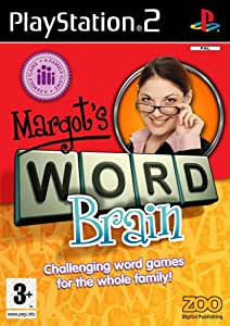 Margot's Word Brain (PS2) (EFISP)