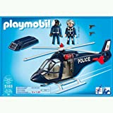 Playmobil 5183 City Action Police Helicopter