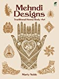 Image of Mehndi Designs: Traditional Henna Body Art (Design Library)