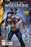 img - for Death Of Wolverine #2 Cover B Midtown Exclusive J. Scott Campbell Connecting Variant Cover (Part 2 Of 4) book / textbook / text book