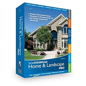 Turbofloorplan Home & Landscape Pro V12 [Old Version]