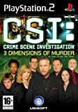 CSI: 3 Dimensions of Murder (PS2)