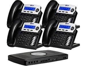 X16 Small Office Digital Phone System Bundle