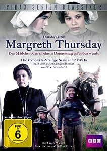 Margreth Thursday - Das Mädchen, das an einem Donnerstag gefunden wurde (Thursday's Child) - Die komplette Serie (Pidax Serien-Klassiker) [2 DVDs]