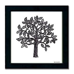 Tree Pen & Ink