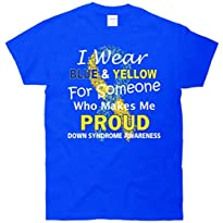 Down Syndrome Awareness Makes Me Proud T-Shirt