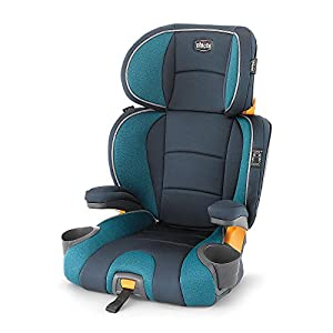 Chicco KidFit 2-in-1 Belt-Positioning Booster Car Seat - Atmosphere